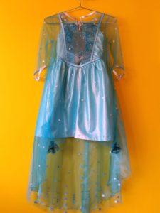 Elza jurk voorzijde